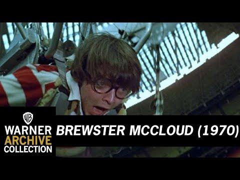 Brewster McCloud (1970) – Brewster Takes Flight