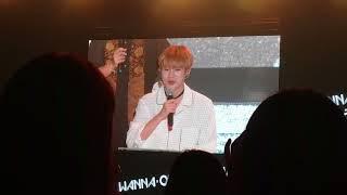 Video [Full] 171004 Wanna One Fan Meeting in Hong Kong - Art Class @Wanna School (Part 1) download MP3, 3GP, MP4, WEBM, AVI, FLV Maret 2018