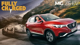 MG ZS EV affordable small electric crossover SUV 2019 - A quirky review | Fully Charged