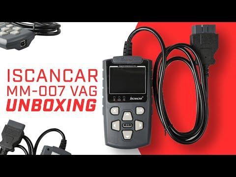 Xhorse Iscancar MM-007 VAG Unboxing