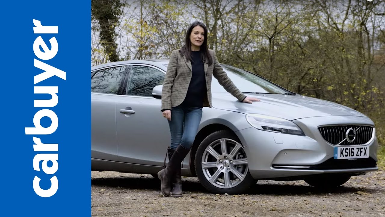 New 2017 Volvo V40 in-depth review – Carbuyer – Ginny Buckley -