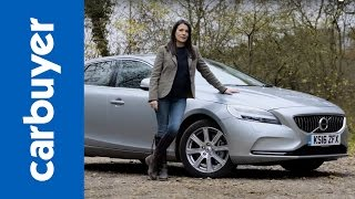 New 2017 Volvo V40 in-depth review – Carbuyer – Ginny Buckley