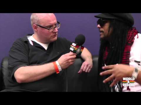 Interview Maxi Priest - Amsterdam Reggae Village Festival 2014