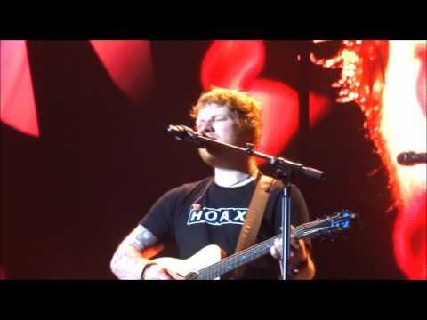 Ed Sheeran - Perfect @ The O2 Arena, London 02/05/17