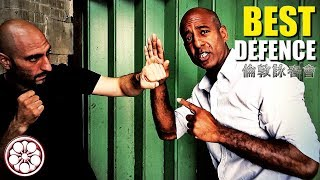 EFFICIENT Self DEFENCE MOVES You Must KNOW ● HOW to BLOCK a Punch