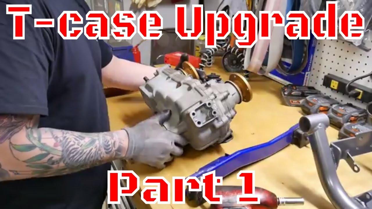 suzuki samurai transfer case removal youtube Dodge Steering Gearbox Rebuild suzuki samurai transfer case removal