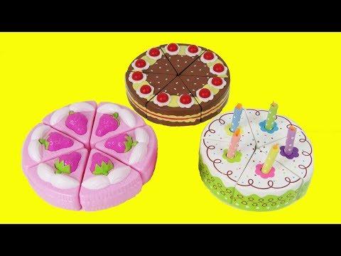 Minnie Mouse Birthday party velcro toy cakes Elsa Shopkins plushies surprise toys