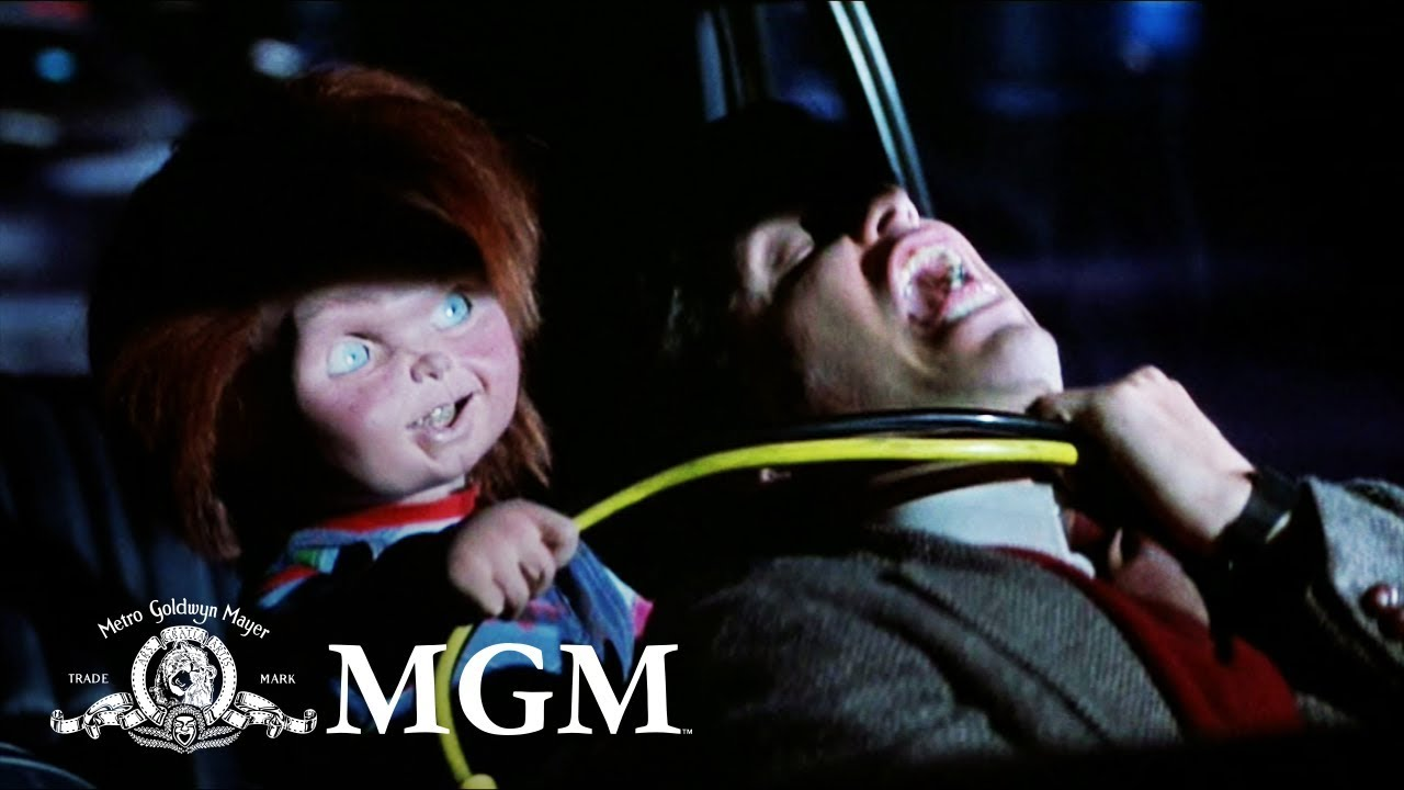Child's Play | Chucky Attacks Mike [CLIP] | MGM