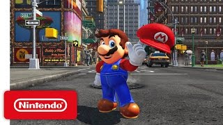 Super Mario Odyssey - Nintendo Switch Presentation 2017 Trailer(Super Mario Odyssey sees Mario leave the Mushroom Kingdom to go on a new sandbox-style journey! Coming to Nintendo Switch Holiday 2017. Pre-Order ..., 2017-01-13T05:11:18.000Z)