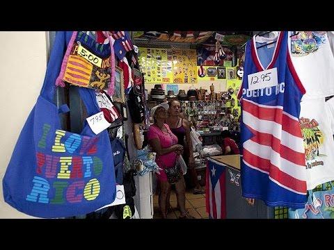 Csődben Puerto Rico - economy