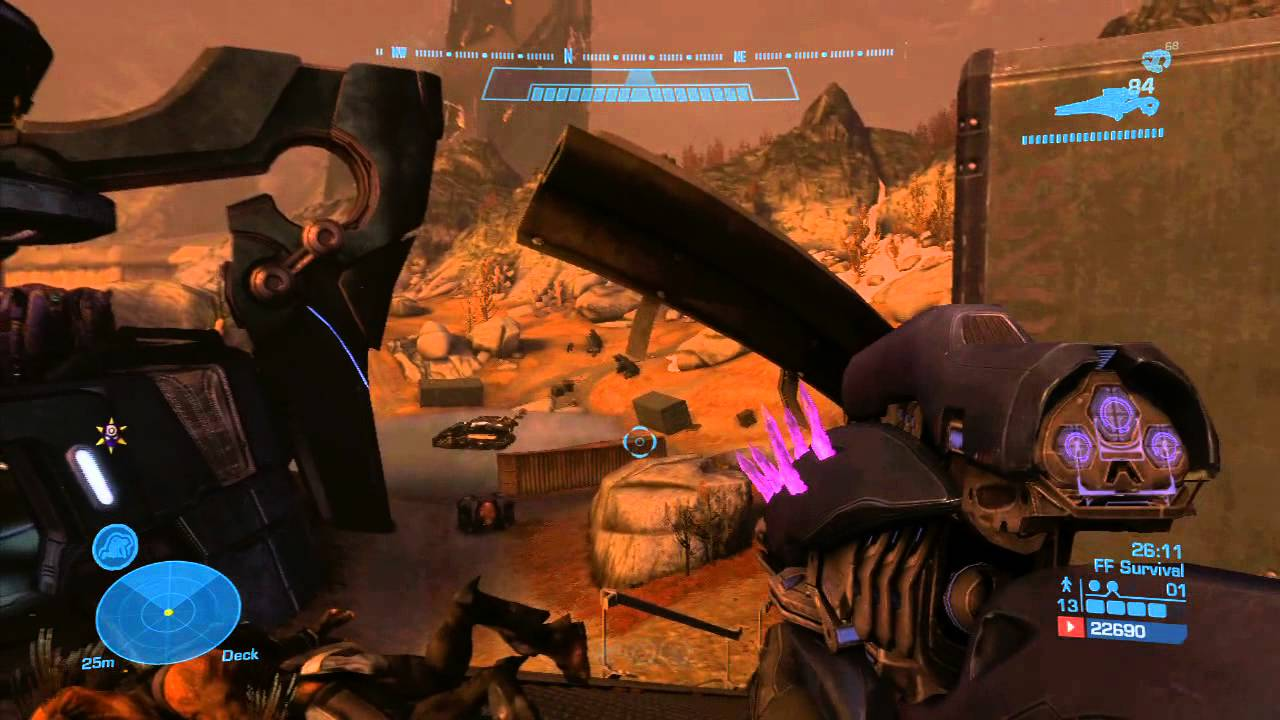 halo reach firefight matchmaking solo
