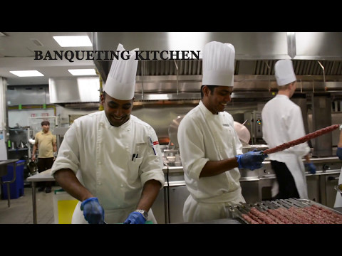 Grand Hyatt Doha Culinary Recruitment Video