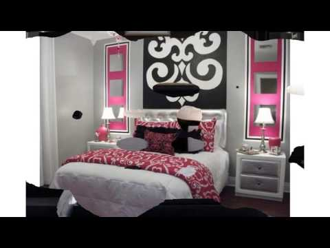 Black and Silver Bedroom Ideas