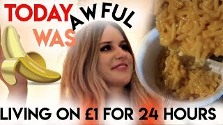 Living on £1 a Day | #3 (London Hacks)
