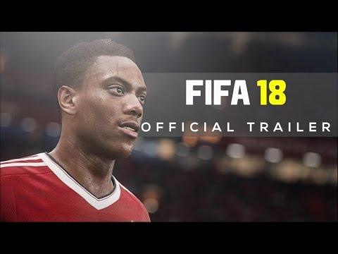 FIFA 18 Official Gameplay Trailer (PS4/XBOX ONE/PC)