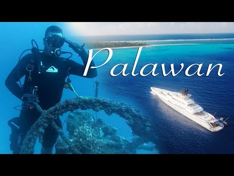 Superyacht Dragonfly and Palawan Dive Marshall Islands