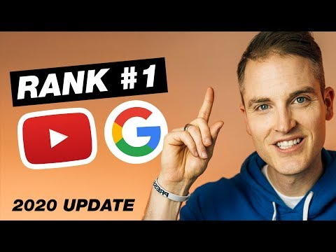 How To RANK YouTube Videos On FIRST PAGE Of Google — 5 Tips