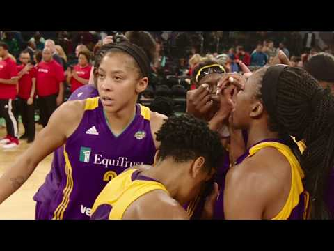 Best Of Phantom: LA Sparks vs New York Liberty | May 30th, 2017