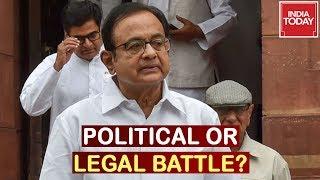 P. Chidambaram Arrest In INX Media Case, Political Or Legal Battle?
