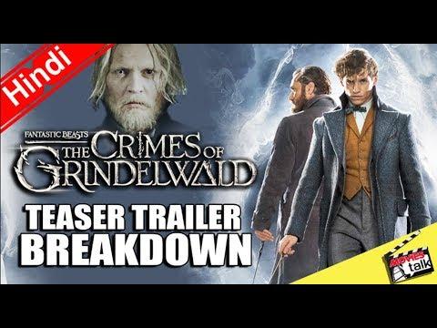 Fantastic Beasts 2 Trailer Breakdown In Hindi [The Crimes of Grindelwald]
