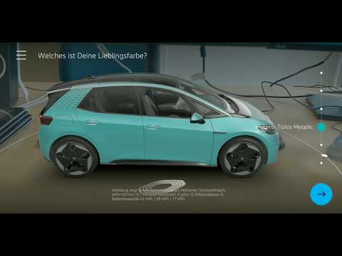 Volkswagen EV check ID.3