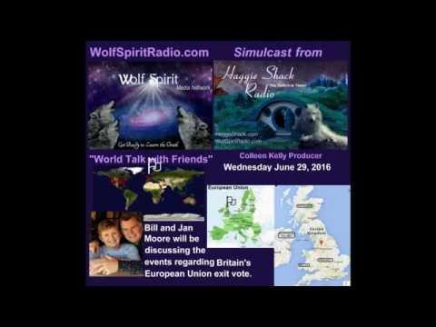 World Talk with Friends Radio Britexit