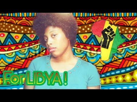 For Libya ! ✊🏿 | CallMii Garnet