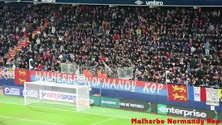 Ambiance Caen -  Bordeaux 2017-2018