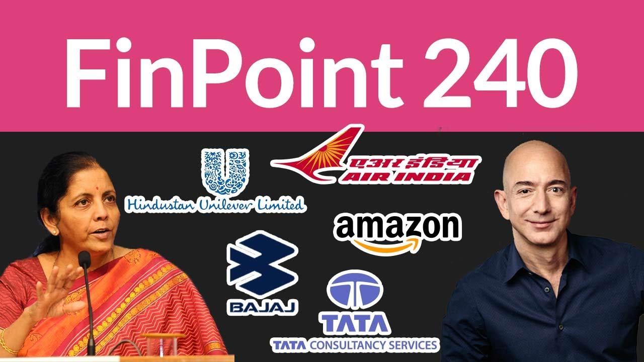 TCS। WBA।Air India। PMI।Jeff Bezos।Sandeep Matharani।Godrej Prop। Lipton Tea।Hindi news।Stock market