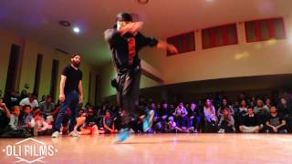 Malaganzters vs Vandals Kings of the street 2015 | OLIFILMS