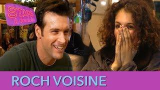 Roch Voisine va à la patinoire avec une fan ! - Stars à domicile