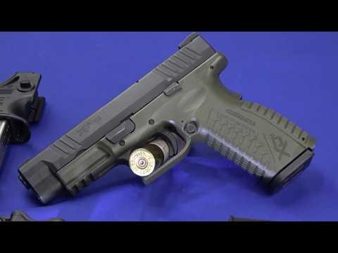 "Springfield XDM 4.5"" 9mm"