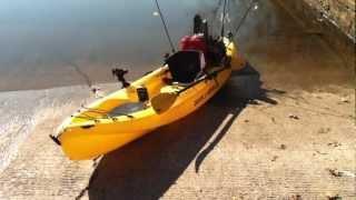 kayak fishing setup how to rig your kayak for kayak fishing