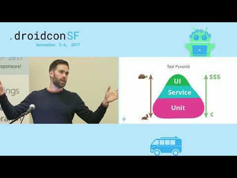 droidcon SF 2017 - Clean app design with Architecture Compon