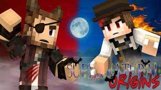ALPHA vs OMEGA! Minecraft Supernatural Origins #35 (Werewolf Modded Roleplay)
