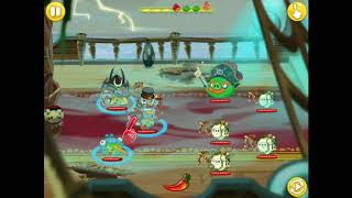 Tuesday dungeon AngryBirds Epic