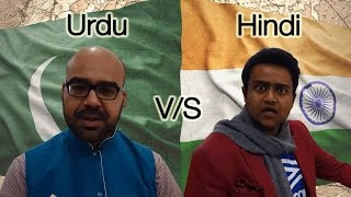 Urdu vs Hindi