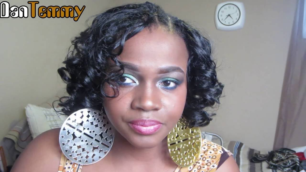 The Famous Invisible Part Full Head Sew In Dantemmy