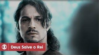 Deus Salve O Rei: capítulo 83 da novela, sábado, 14 de abril, na Globo