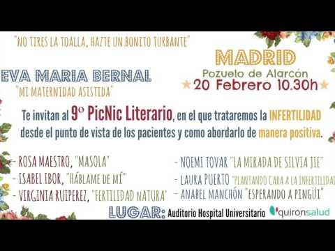 9º Picnic literario en el hospital Quirón Madrid
