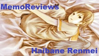 MemoReviews #14 - Haibane Renmei