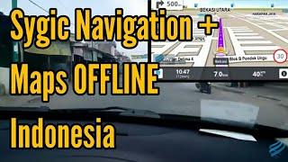 Sygic Navigasi Indonesia + Maps Offline