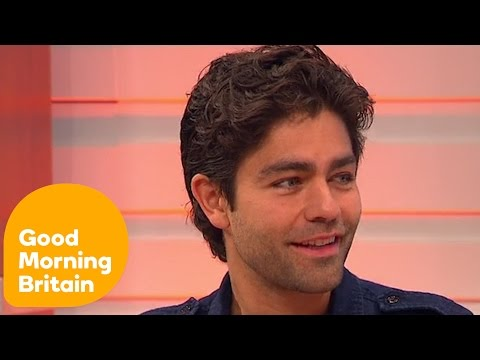 Entourage - Adrian Grenier Interview | Good Morning Britain