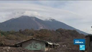 Guatemala: muerte y destrucción al paso del volcán de Fuego