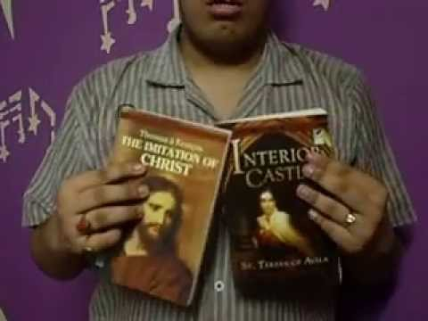 Book Review Imitation Of Christ And Interior Castle