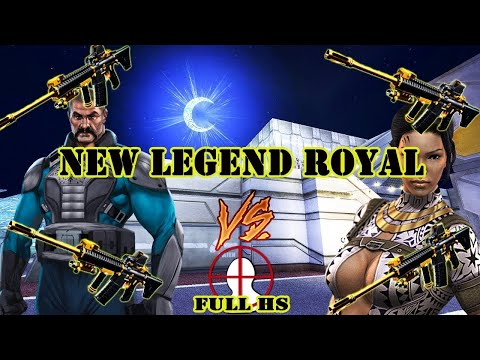 WolfTeam ZAITSEV LEGEND ROYAL # Montage
