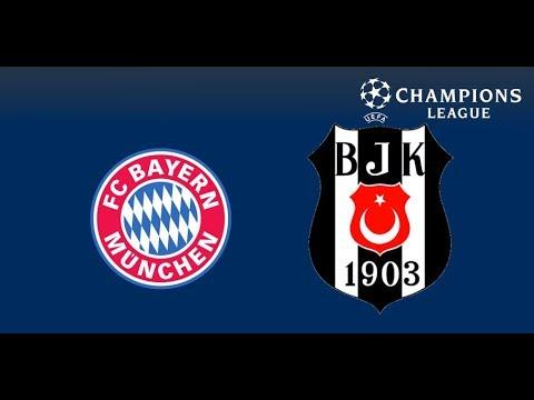 BAYERN MÜNCHEN VS BEŞIKTAŞ- UEFA CHAMPIONS LEAGUE -  RADIO EN VIVO