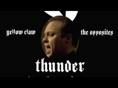 Frans Bauer ft Yellow Claws ft The Opposites - Thunder