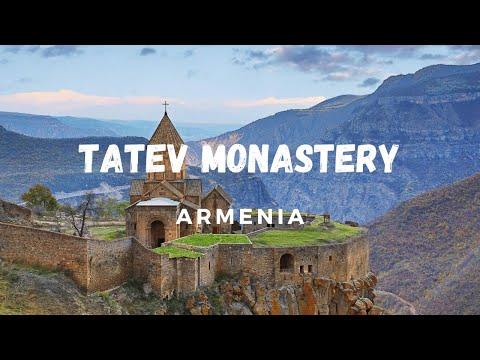 Armenia | Last Day In Yerevan | Tatev Monastery Tour | Day 5