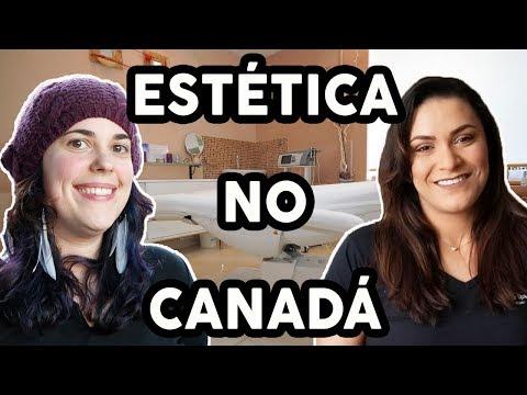 PROFISSIONAL DE ESTÉTICA NO CANADÁ - Tudo sobre a profissão de esteticista no Canadá